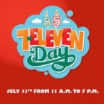 FREE Slurpee on 7/11/2012 at Select 7 Eleven Stores!