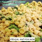 Baked Macaroni and Cheese with Broccoli Recipe! Easy to Prepare with Boxed Macaroni and Cheese.