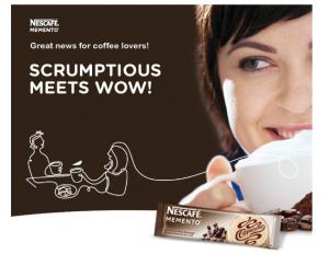 FREEBIE ALERT! FREE Surprise from Nescafe!