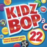 NEW Kidz Bop 22 Out Today 07/19/2012! With Hits like Stronger, Glad You Came, Somebody That I Used To Know, Plus More!