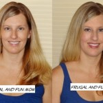 BzzAgent Review of COVERGIRL & Olay Tone Rehab 2-in-1 Foundation and COVERGIRL & Olay Pressed Powder.  Check Out My Before and After Photos!