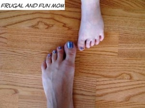 Sharing My FREE Essie Nail Polish Klout Perk With My Daughter! Turning FREE Into Fun!