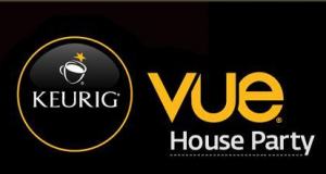 New House Party Opportunity 2,000 Spots!  Host a Keurig Vue House Party!