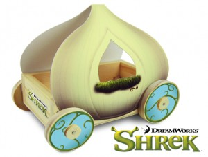 FREE Kid's Event at Lowe's this Saturday 8/25/2012 and Sunday 8/26/2012! The Kiddos Are Building a Shrek Onion Carriage!