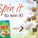 Spin To Win Cash for Your Child's School! I Just Won $5 for My Son's!