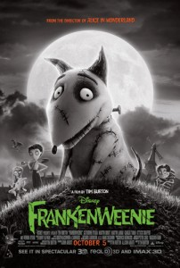 Enter the FRANKENWEENIE Monstrous Sweepstakes for a Chance To Win a 4 day/3 Night Vacation for Four!