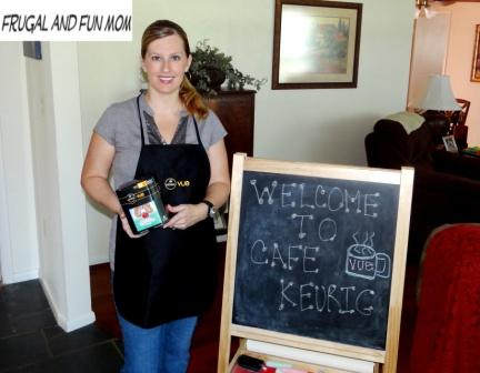 Keurig Vue House Party!  We Had a Great Time Tasting all the Flavors!