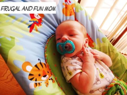 Review Of Nuby Natural Touch Softflex Pacifier Fun
