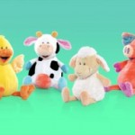 Nuby OL' McDonald Singing Plush Toy Review and Giveaway!  Fun For Any Age!
