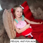 Peppa Pig Toys, DVD and Book Review! Check Out The Awesome Peek' n Surprise Playhouse!