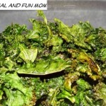 Kale Chips Recipe!  Easy to Make and Taste Great!