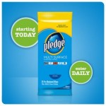Right @ Home Pledge Multi Surface Everyday Wipes Giveaway! Clean, Wipe & Go Sweepstakes 5,000 Winners!