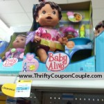 Select Baby Alive Dolls for As Little As $5 at Kmart with Coupon Match-Up!