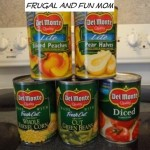 """Del Monte Helped Me """"Add Some Garden"""" To My Meals!  Enter to Win A Prize Pack With a $25 Visa Gift Card!!"""
