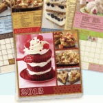 FREE 2013 Betty Crocker Calendar! It Has Recipes Inside!