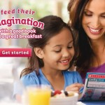 Kellogg's and Scholastic Want to Help with FREE Books and Balanced Breakfasts! Enter To Win a Prize Pack!