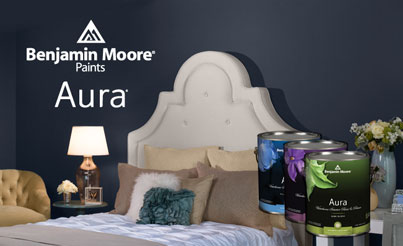 BzzAgent Review of Benjamin Moore Aura Waterborne Interior Paint! Check Out My Room Transformation!
