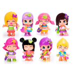 I Hosted MommyParties Pinypon Event! Check Out These Interchangeable Fashion Dolls!