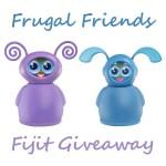 Enter The Frugal Friends Fijit Giveaway! 2 Lucky Winners!