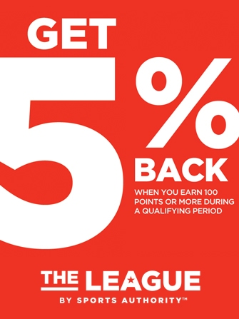 Sports authority cashback / Conns computers