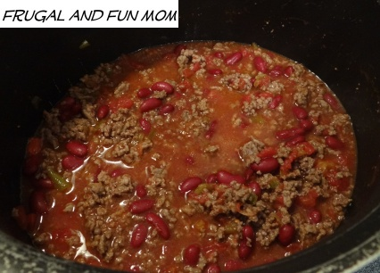 Chili with 6 Ingredients 3