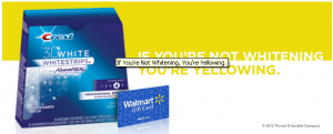 I Got 3 New Klout Perks! That Means FREE McDonald's, Crest White Strips, and a Vicks Behind Ear Thermometer To Try!