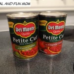 Del Monte Southwestern Tomato Kick-Off Sweepstakes! Recipes With Southwestern-Style Tomatoes, Plus Prize Pack Giveaway With $25 Visa Gift Card!