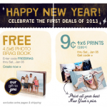 Preserve Holiday Memories With A FREE 4.5X6 Photo Brag Book from Walgreens, Just Pay Shipping! Offer Ends 1/5/2013!