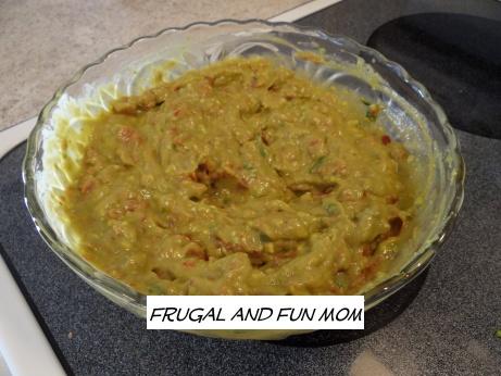Guacamole 3 Ingredients 4