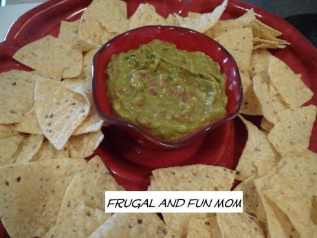 Guacamole 3 Ingredients