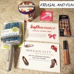 Influenster Holiday VoxBox 2012 Reveal!  See What I Got For FREE to Review!