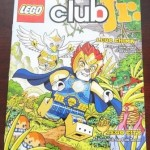 We Just Got the January/ February FREE Issue of Lego Magazine!