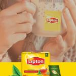 FREE Sample of Lipton Black Tea!