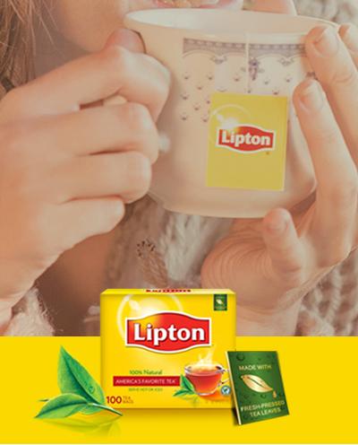 Lipton Black Tea
