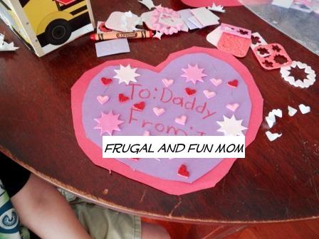 No Glue Valentines 4