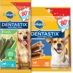 FREE Sample of Dentastix Dog Treats!
