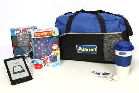 Alamo Prize Pack