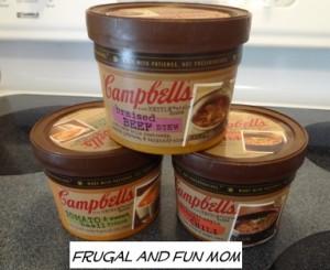 Campbells Slow Kettle Soups