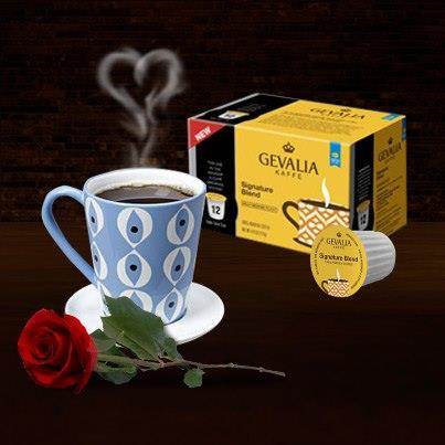 Free sample of Gevalia K-Cup