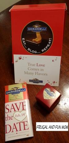 Ghirardelli Valentines