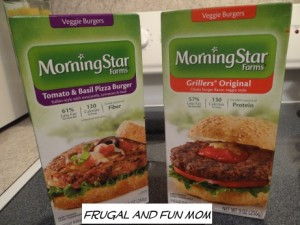 Morning Star Farms products