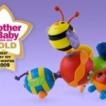 Review of the Nuby Twisty Bugz Teether! I'm Hosting Giveaway For One As Well! It Is A Fun Toy For My Little Guy!