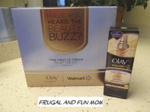 Olay CC Cream Details