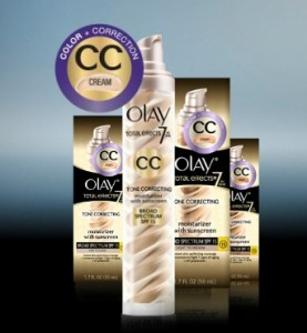 Olay CC Cream Moisturizer with Sunscreen Review! Fights The 7 Signs of Aging!