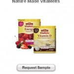 FREE Sample of Nature Made VitaMelts!