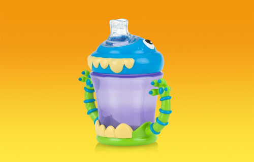 iMonster No Spill Cup Nuby
