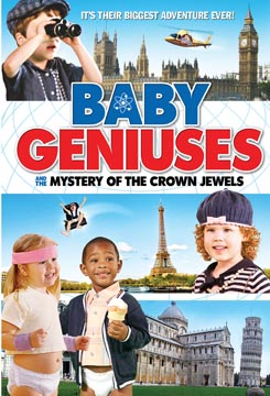 Baby Genious DVD
