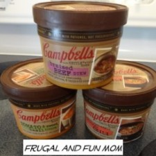 Review of Campbell's Slow Kettle Style Soups! Print a $1.00 off Coupon For a Limited Time!