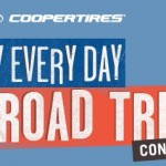 """My Every Day Road Trip"" Contest From Cooper Tire! Chance To Win Gift Cards Towards Gas!"