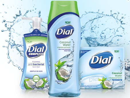 Dial Coconut Water